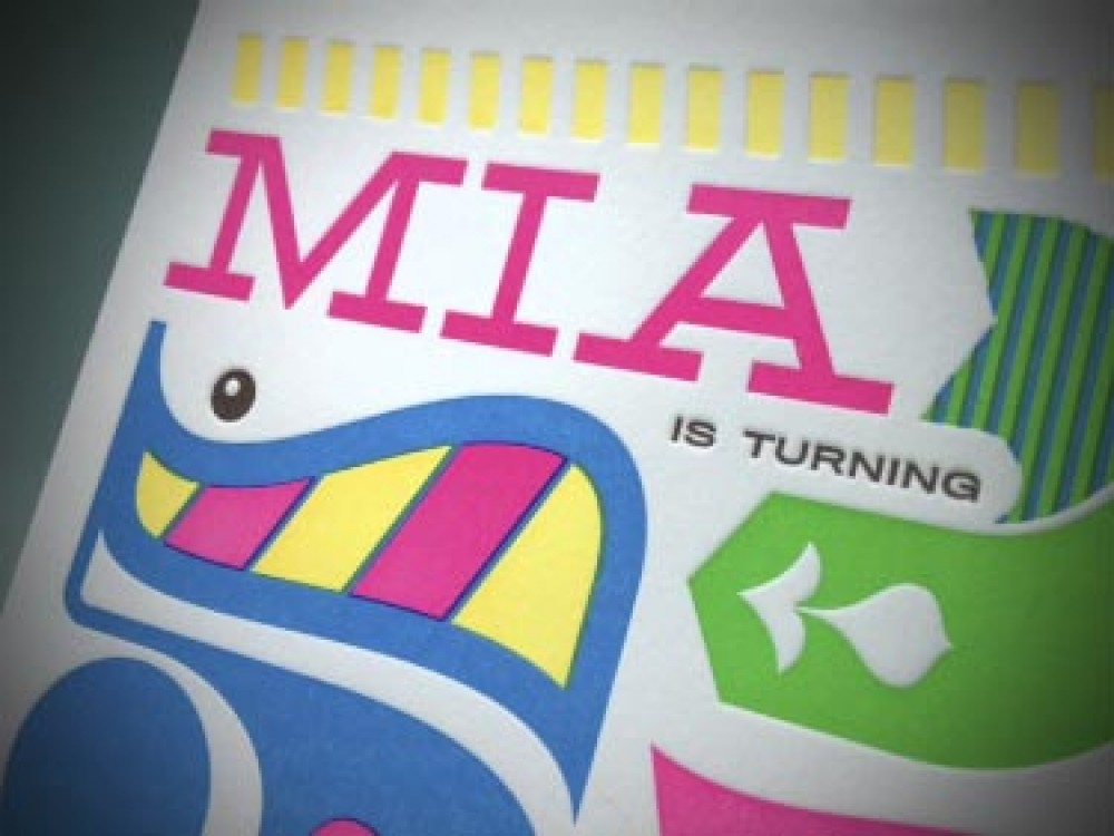 Mia Is Turning